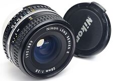 NIKON Ais E 28mm 2.8 ===Mint===