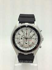 Mens Casio AMW330-7AV Black Rubber Divers Analog Chronograph Sport Date Watch