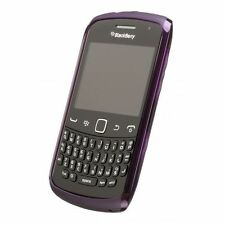 Original Blackberry Curve (9370,9360,9350) Soft Shell (púrpura)