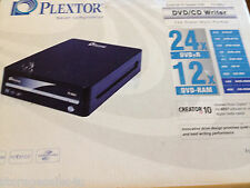 Plextor DVD/CD Writer - PX-L880U - USB -NEW RETAIL BOXED w/ACCESSORIES