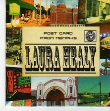 (EB136) Laura Healy, Post Card From Menphis - 2013 CD