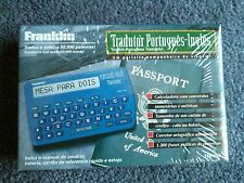 Franklin English Portuguese Translator,TEP 100