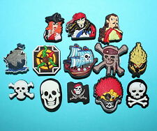 Pirate Party Favours 13 Piñata Toys Loot Bags Cake Decorations Shoe Charms NEW