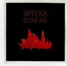 (GE838) Speeka, Bonfire - 2007 DJ CD