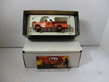 1/50 SCALE CORGI SEAGRAVE 70TH ANNIVERSARY PUMPER FIRE ENGINE / TRUCK