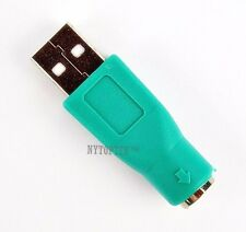 New USB Converter Adapter to PS2 LG & AVAGO Keyboard Mouse
