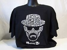 Official Breaking Bad T-Shirt Size 2XL Heisenberg Collage AMC TV Show