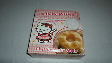 HELLO KITTY CHIFFON CAKE MOLD HEARTS AND KITTY
