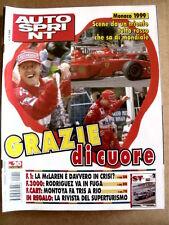 AUTOSPRINT n°20 1999 Inserto Superturismo Alfa Romeo Alfa 156   [P59]