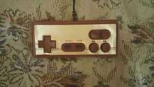 Dendy NES Nintendo 8 bit Golden Red Controller Game Pad 15 pin Connector