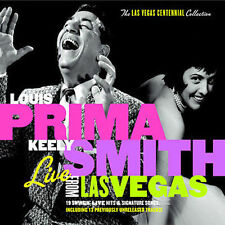 Louis Prima Keely Smith Live from Las Vegas by Louis Prima, Keely Smith