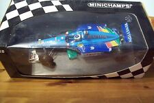 1/18 BENETTON PLAYLIFE B199 1999  GIANCARLO FISICHELLA
