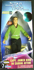 1998 Star Trek Serialized Warp Factor Series 3 Figure Capt Kirk In Casual Attire