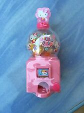 Sanrio Hello Kitty Mini Gashapon Machine and candy Very Cute, Rare