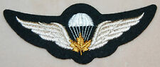 Canadian Parachute Badge-Paratrooper wings
