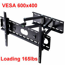 Articulating Swivel LCD LED Full Motion TV Wall Mount 32 39 40 42 46 50 55 60 65