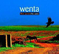 CD NEUF scellé - WENTA - MES AMIS / Edition Digipack -C38