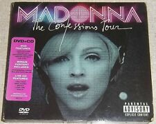 MADONNA The Confessions Tour CD/DVD SOUTH AFRICA Cat#WBCD 2138 OOP