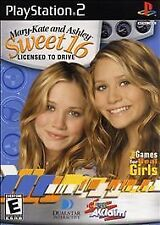 Mary-Kate & Ashley Sweet 16 Licensed to Drive