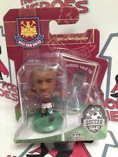 SOCCERSTARZ WEST HAM UNITED RICARDO VAZ TE GREEN BASE SEALED IN BLISTER PACK