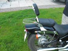 SISSY BAR PASSENGER BACKREST + LUGGAGE RACK HONDA SHADOW VLX 600 VLX600