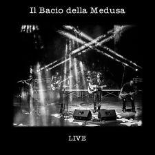IL BACIO DELLA MEDUSA Live CD italian prog