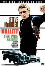 Bullitt (Two-Disc Special Edition), New DVD, Steve McQueen, Jacqueline Bisset, R