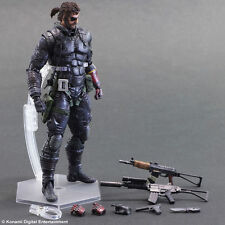 Square Enix Play Arts Kai Metal Gear Solid Venom Snake PVC Action Figure Model