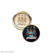 MANCHESTER CITY FC HAT CAP CLIP AND GOLF BALL MARKER