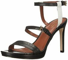 New Cole Haan AYANA Women Dress High Leather Sandals Size 8.5 (MSRP $180)