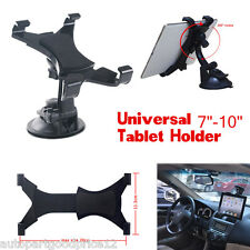 "360°Rotatable Car Dash Suction Mount Stand Holder For 7""-10"" iPad Sumsang Tablet"