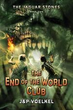 The Jaguar Stones, Book Two: The End of the World Club-ExLibrary