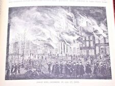 The Volunteer Fire Department of Old New York 1790 - 1866 The Engines