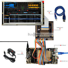 "8051 Microcontroller Development Board Kit USB Programmer for 8""TFT LCD Module"