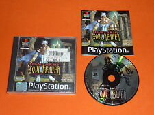 PlayStation 1 juego: Legacy of Kain Soul nyree! alemán! completo! ps1 PS!