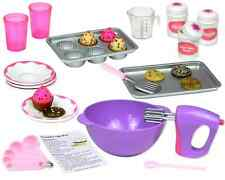 NEW 18 Inch Doll Baking Cookware 26 Pcs. Set Fits American Girl Doll Furniture
