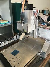 K2 CNC Router, Mill, CAD/CAM, Machine, Tool Changer, High Speed Spindle, Billet