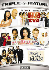 Deliver Us From Eva / Something New / The Best Man (DVD, Triple Feature)