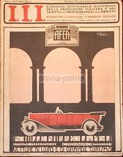 AUTO ANTICHE_AFEA_ACHILLE ANDREOLI_CODIGORO_FERRARA_MOJOLI_SPAZZOLE_CANNERO_1921