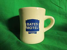 A&E TV Show Bates Motel No Vacancy Cream colored coffee Mug