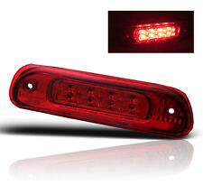 1999-2004 JEEP GRAND CHEROKEE SUV LED REAR THIRD 3RD BRAKE LIGHT CARGO LAMP RED