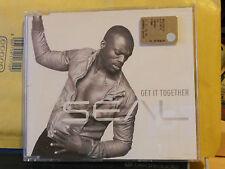 SEAL - TOGETHER album version PROMOZIONALE cd singolo slim case