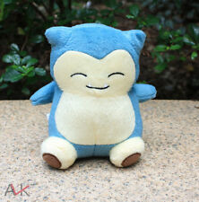 POKEMON  Snorlax Plush plushie Stuffed Doll Toy Figure Collectible 6""