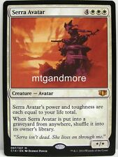 Magic Commander 2014 - 1x  Serra Avatar - Mythic
