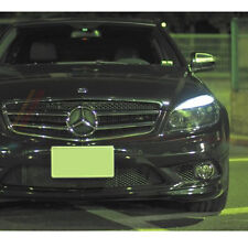 4x Mercedes C Class W204 Xenon ICE WHITE LED Side Light Bulbs CANBUS- ERROR FREE