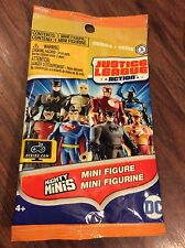 1x  JUSTICE LEAGUE ACTION MIGHTY MINIS FIGURE BLIND - SERIES 1 - SEALED