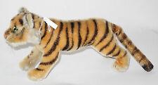 Steiff Tiger ca. 11cm hoch und 25cm lang