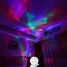 Color Changing Led Night Light Lamp Realistic Aurora Star Borealis Projector