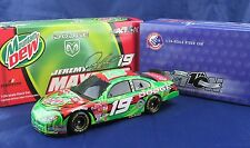 Action 2002 Dodge Intrepid #19 Jeremy Mayfield Mountain Dew 1:24 Diecast BANK