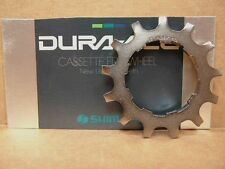 NOS Shimano Dura Ace 13T UniGlide (UG) Cassette Sprocket with 6-Speed Spacer